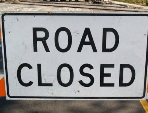 Street Closures on Danforth and Hurd
